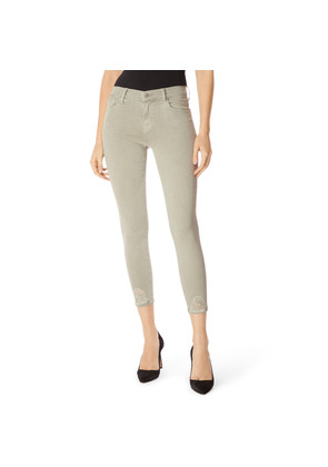 835 Mid Rise Cropped Photo Ready Skinny - Faded Gibson Destruct