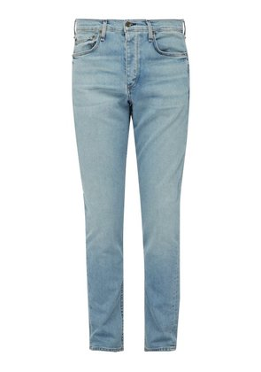 Rag & Bone - Fit 2 Slim Leg Jeans - Mens - Light Blue