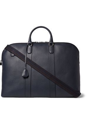 Dunhill - Hampstead Leather Holdall - Navy