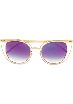 Thierry Lasry Eventually NA800 sunglasses - Yellow
