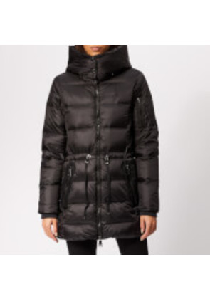 Polo Ralph Lauren Women's Long Down Coat - Black - XS - Black