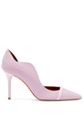 Malone Souliers - Morrisey Leather Pumps - Womens - Pink