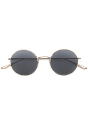 Oliver Peoples 'After Midnight' sunglasses - Grey