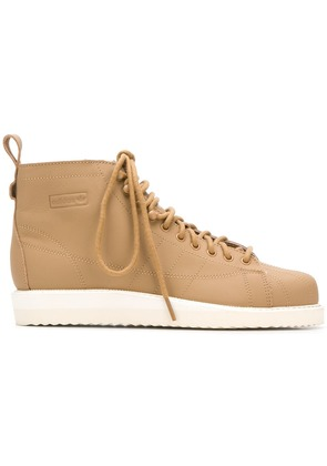 Adidas Super Star boots - Brown