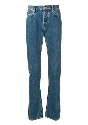 Burberry straight-fit jeans - Blue