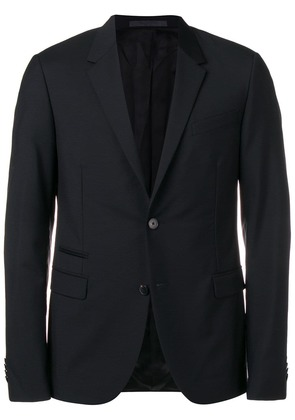 Valentino long-sleeve buttoned blazer - Black