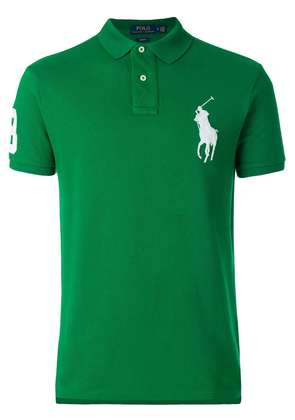 Polo Ralph Lauren contrast logo polo shirt - Green
