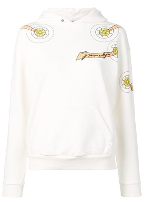 Givenchy hooded sweatshirt - White