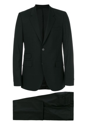 Givenchy slim fit two piece suit - Black