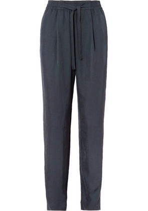 Vince - Twill Pants - Navy
