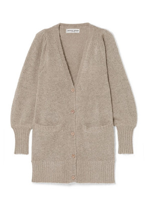 APIECE APART - Mirthe Knitted Cardigan - Beige