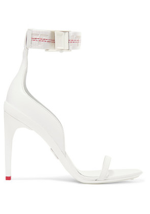 Off-White - Industrial Leather Sandals - IT40