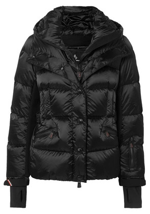 Moncler Grenoble - Antabia Quilted Down Shell Jacket - Black