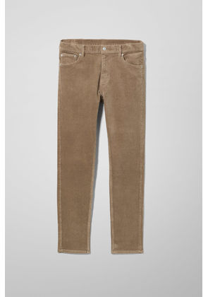 Friday Corduroy Trousers - Beige