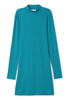 Apple Dress - Turquoise