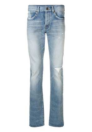 Saint Laurent classic slim-fit jeans - Blue