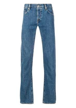 Burberry relaxed-fit stonewash jeans - Blue