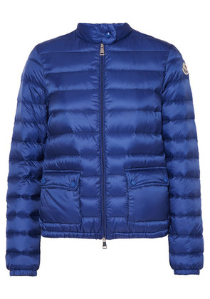 Moncler - Quilted Shell Down Jacket - Blue
