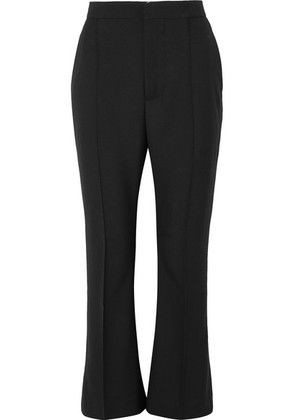 Marni - Wool Flared Pants - Black