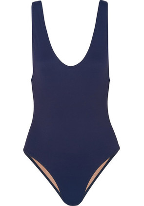 Three Graces London - Violetta Swimsuit - Navy