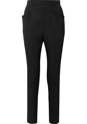Isabel Marant - Raynor Wool Tapered Pants - Black