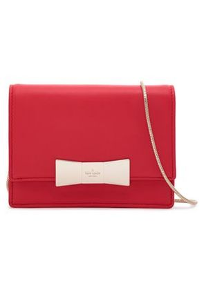 Kate Spade New York Woman Park Court Tizzie Leather Shoulder Bag Red Size -