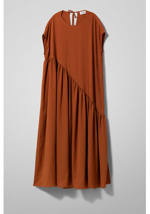 Syntax Dress - Orange