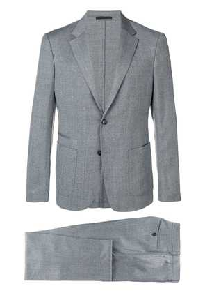 Z Zegna perfectly fitted suit - Grey