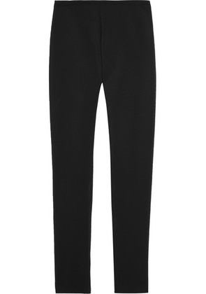 Helmut Lang - Stretch-scuba Leggings - Black