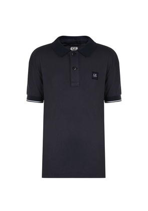 CP COMPANY Children Boys Tact Polo Shirt