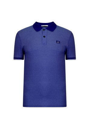 CP COMPANY Badge Logo Polo Shirt