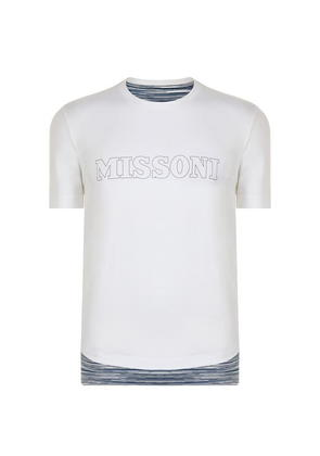 MISSONI Logo T Shirt