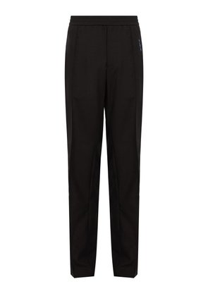 Valentino - Logo Track Pants - Mens - Black