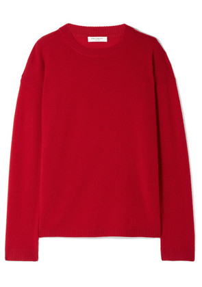 Equipment - Bryce Cashmere Sweater - Red