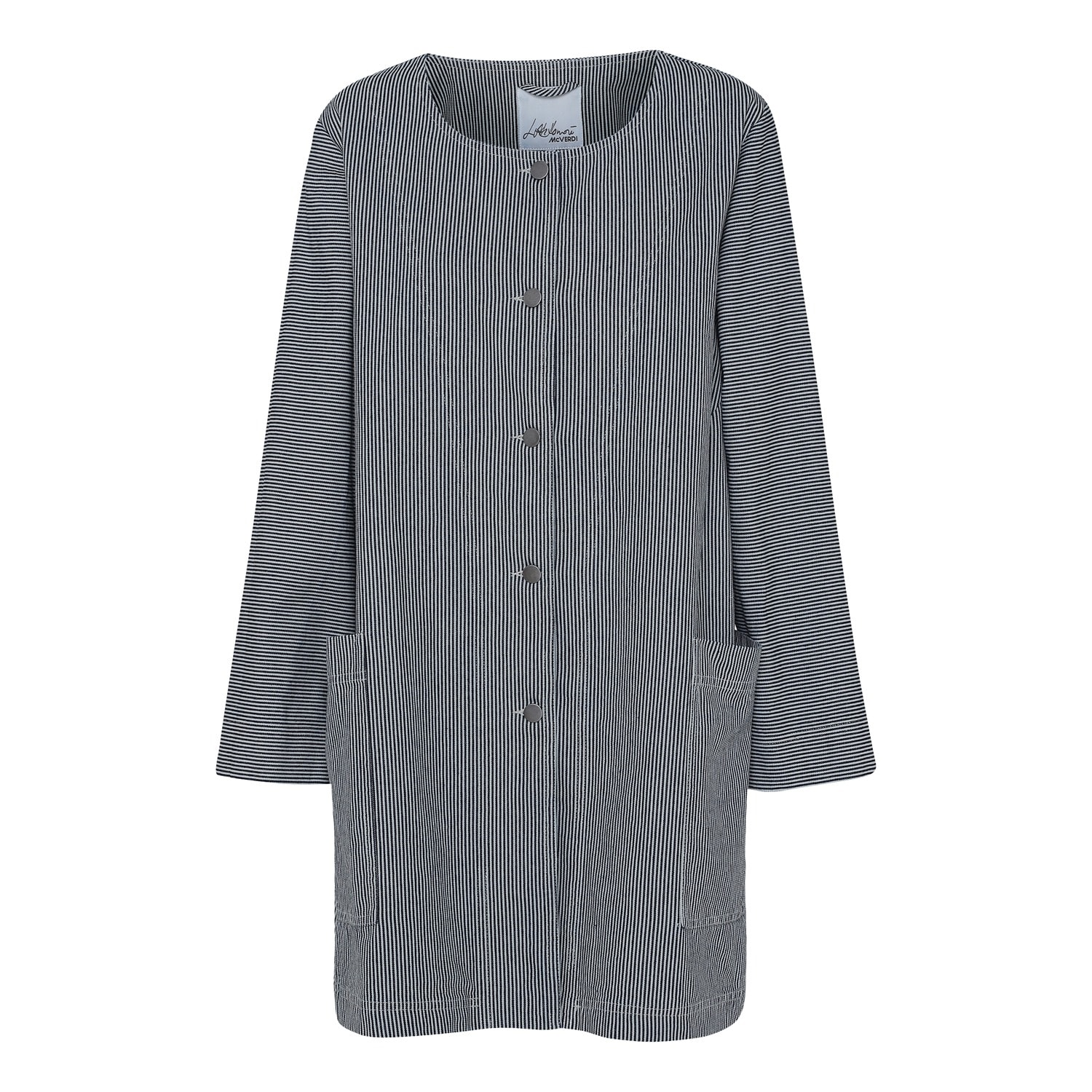 fashion women/'s stank collar wool blend double breasted long trench coat sz B506